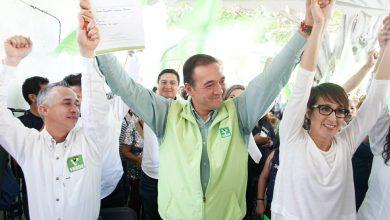 Photo of Sergio Contreras, precandidato del Verde para León