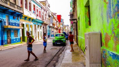 Photo of Cuba también vota