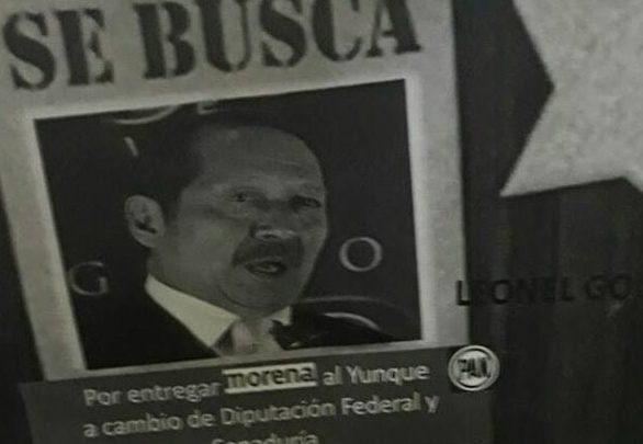 Photo of Acusan a Leonel Godoy de entregar Morena al Yunque