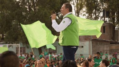 Photo of «Esta competencia es entre dos»