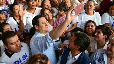 Photo of Diego Sinhue concluye 90 días de campaña electoral