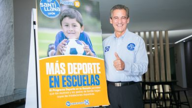 Photo of Santillana impulsará el programa 'Deporte en tu escuela'