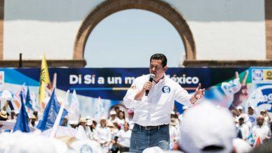Photo of Promete Diego devolver la paz a Guanajuato