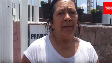 """Photo of """"Estoy dispuesta a irme a México a votar, pero voto"""""""