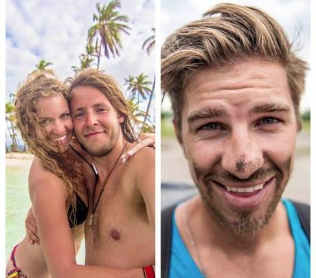 a6c2fe6f41c Imagen de los tres 'youtubers' que murieron en un accidente en Canadá.