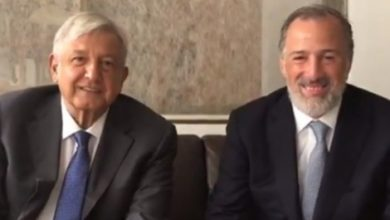 Photo of AMLO desayuna con Meade