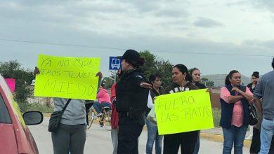 Photo of Mujeres leonesas protestan contra la inseguridad