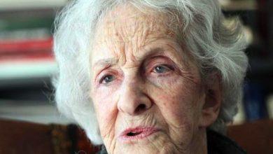 Photo of Ida Vitale: quinta mujer en ganar el Premio Cervantes