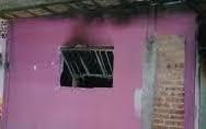 Photo of Se quema una familia con tres niños en Villagrán