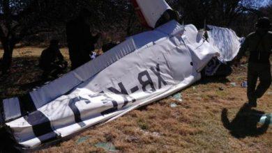 Photo of Funcionario celayense del INE muere en accidente de avioneta