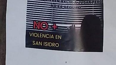 Photo of «Ellos quieren salir a jugar pero no es seguro»