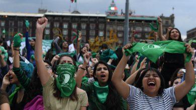 Photo of #MareaVerde: miles de mujeres exigen legalizar el aborto