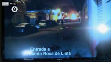 Photo of Santa Rosa: laberinto de puertas y túneles para ocultar a 'El Marro'