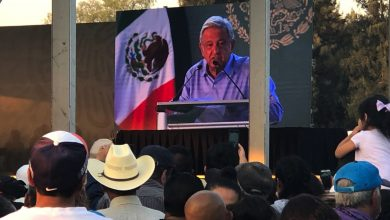 Photo of AMLO-Diego: 'guerra de porras' en la Deportiva
