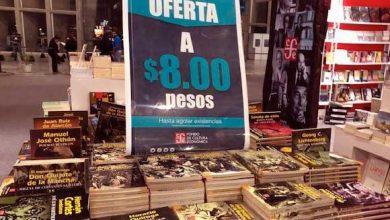 Photo of 'El Quijote': a 8 pesos en la FeNaL