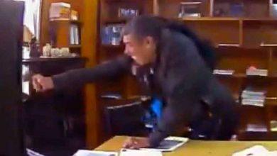 Photo of Cámara graba asesinato de abogado en su propio despacho