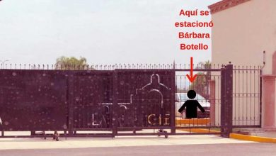 Photo of Así fue la captura de Bárbara Botello