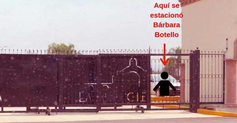 Photo of Así fue la captura de Bárbara Botello
