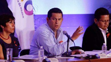 Photo of Diego Sinhue propone «pacto social» contra la violencia