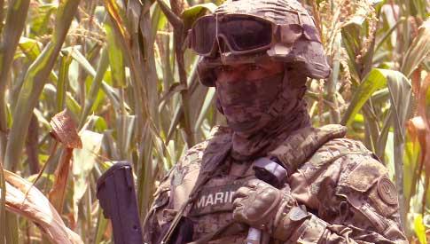 Photo of Matan a un agente de la Marina que protegía un ducto de Pemex