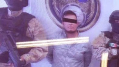 Photo of 'El Ñecas', sicario del 'Marro', mató a Gilberto Muñoz