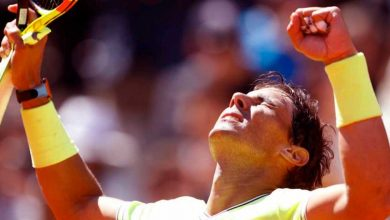Photo of Nadal arrolla a Federer en París