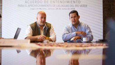 Photo of GTO y Jalisco firman acuerdo por las aguas del Río Verde