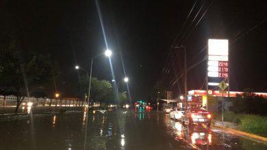 Photo of #Fotogalería / Noche de tormenta en León