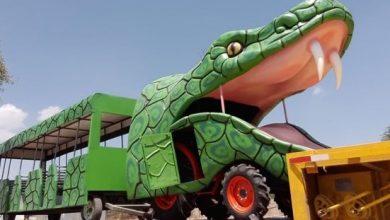 Photo of Atracciones García, detrás de la compra inflada de trenes en el Zoo de León
