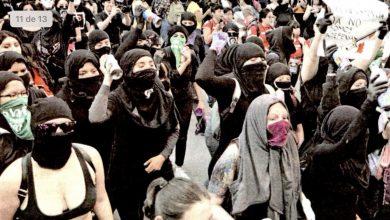 Photo of ¿Quiénes son las mujeres de rostro cubierto que expresaron su furia?