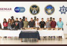 Photo of Golpe al CJNG en GTO: detienen a 16 sicarios
