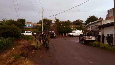 Photo of Tiroteo en Yuriria: mueren 5 sicarios y un guardia nacional