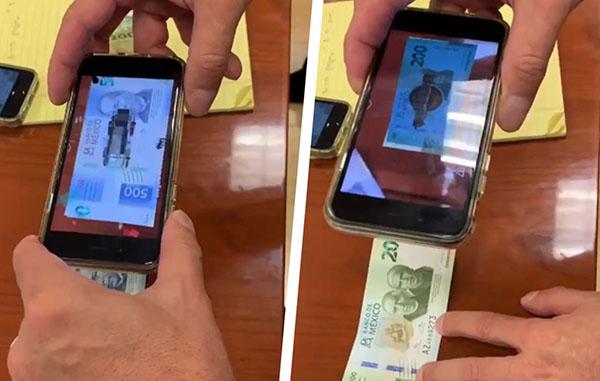 Photo of Los nuevos billetes de 200 y 500 tienen realidad aumentada
