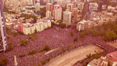 Photo of Chile se echa a la calle