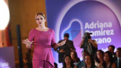 Photo of Adriana Ramírez rinde su primer informe de actividades del DIF