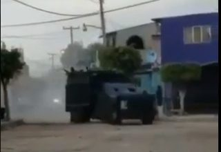 Photo of El Marro no recibió refuerzos de Sinaloa; circula video falso