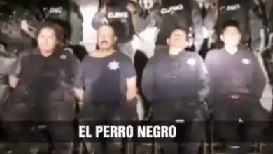 Photo of Los narco tribunales: nueva forma de juicio inhumano