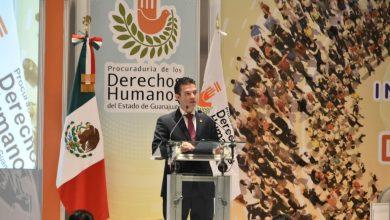 Photo of Los tres poderes del Gobierno de Guanajuato firman acuerdo a favor de los Derechos Humanos