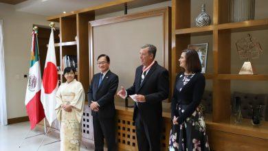 Photo of Japón entrega Orden del Sol Naciente a Miguel Márquez