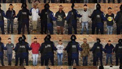 Photo of Capturan a 29 sicarios en Cortazar; entre ellos el jefe de la plaza