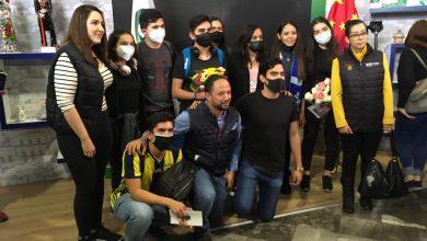 Photo of Sanos y salvos: Regresan estudiantes guanajuatenses de China