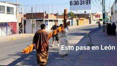 Photo of Jesús rompe la cuarentena en Barrio de San Miguel