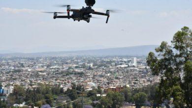 Photo of En Irapuato usan drones para pedir quedarse en casa
