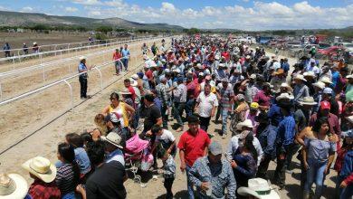 Photo of Autoridades cancelan carrera clandestina de caballos en San Luis de la Paz