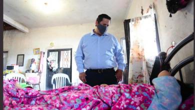 Photo of El gobernador Diego Sinhue visita a familiares de desaparecidos