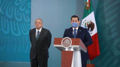 Photo of Diego Sinhue pide no dividirse y comienza nueva coordinación con AMLO