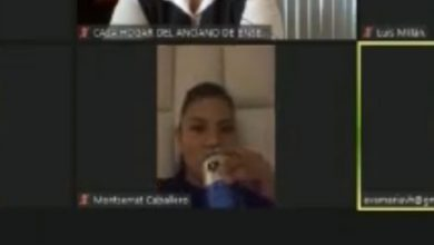 Photo of Diputada de Morena se disculpa por beber cerveza durante sesión del Congreso