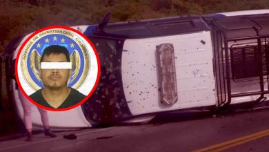 Photo of Cae Brandon Alejandro, jefe de comando armado que mató a 5 policías en los Apaseos