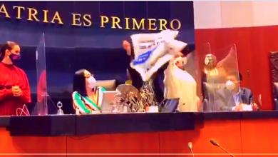 Photo of ¡Senadora abusiva! Antares Vázquez arremete contra compañera del PAN por manifestarse