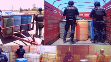 Photo of Golpe de Timón logró la captura de 970 criminales ligados al Cartel de Santa Rosa